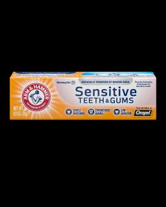 Arm & Hammer Sensitive Teeth & Gums Toothpaste, .9 oz