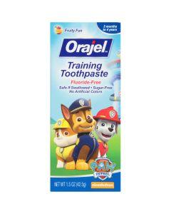 Orajel™ Paw Patrol™ Fluoride-Free Training Toothpaste
