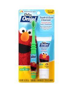 Orajel™ Elmo Tooth & Gum Cleanser w/ Brush