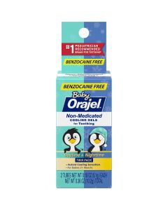 Orajel™ Non-Medicated Cooling Gels for Teething