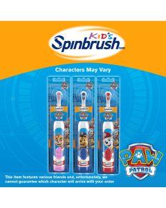 PAW Patrol™ Kid's Spinbrush™ Powered Toothbrush, Soft