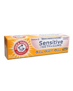 Arm & Hammer Sensitive Teeth & Gums Toothpaste, 4.5 oz