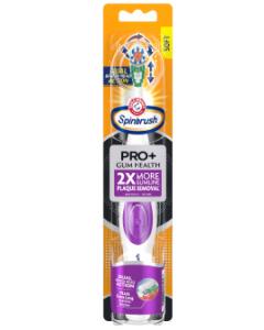 Arm & Hammer Spinbrush PRO+ Gum Health Powered Toothbrush